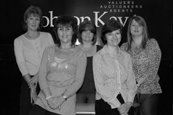 The Auction Administration Team